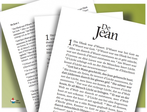 De Jean was published
