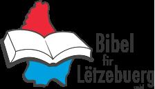 Bibel fir Lëtzebuerg Logo